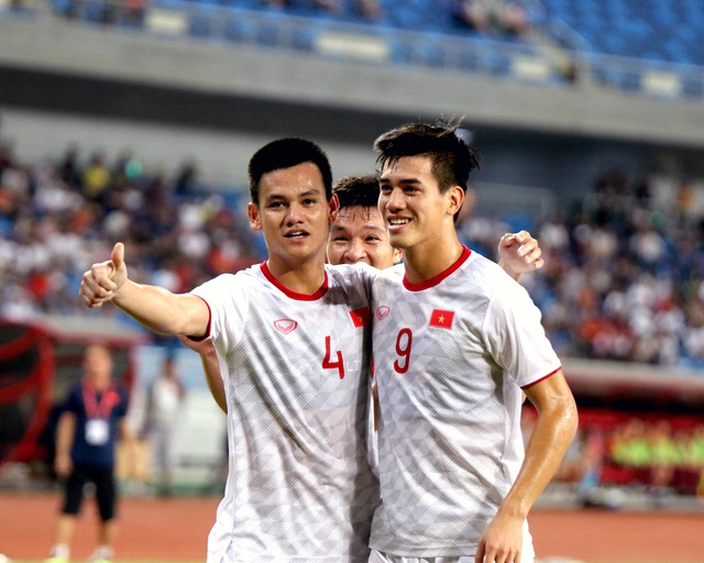 Những cầu thủ trưởng thành vượt bậc ở đội tuyển U22 Việt Nam - 1