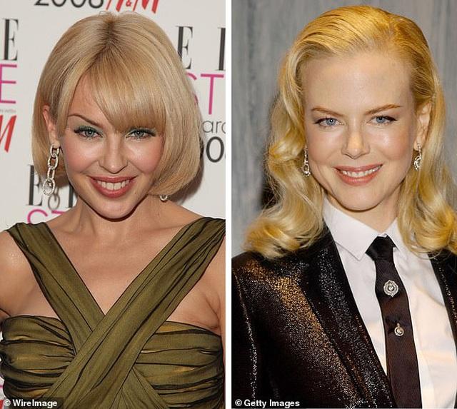 """Nicole Kidman và Kylie Minogue """"đập tan"""" tin đồn bất hòa với bức ảnh chụp chung đầu tiên - 5"""