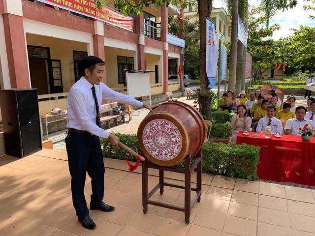 Quảng Bình: Tổ chức khai giảng cho gần 90 ngàn học sinh vùng ảnh hưởng mưa lũ - 1