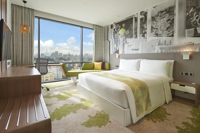 Khai trương khách sạn Holiday Inn đầu tiên tại thành phố Hồ Chí Minh - 2