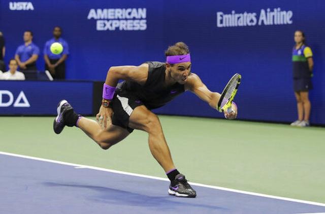 Rafael Nadal lần thứ tư vô địch US Open - 8