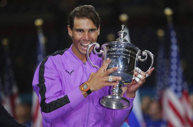 Rafael Nadal lần thứ tư vô địch US Open - 1