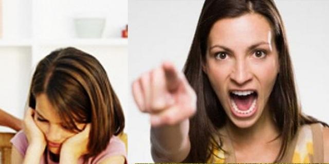 Cảm xúc của con trước những lần nổi điên của mẹ - 1