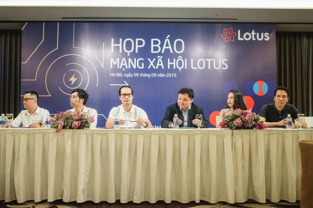 Mạng xã hội Lotus có tham vọng thay thế Facebook? - 1