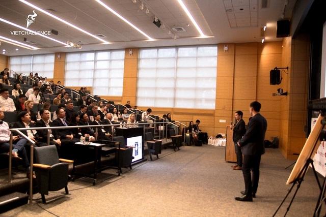 Dự án Medlink giành ngôi quán quân cuộc thi khởi nghiệp toàn cầu VietChallenge 2019 - 1