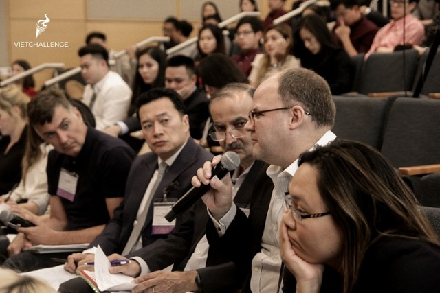 Dự án Medlink giành ngôi quán quân cuộc thi khởi nghiệp toàn cầu VietChallenge 2019 - 3