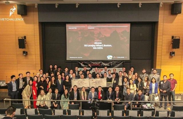 Dự án Medlink giành ngôi quán quân cuộc thi khởi nghiệp toàn cầu VietChallenge 2019 - 5