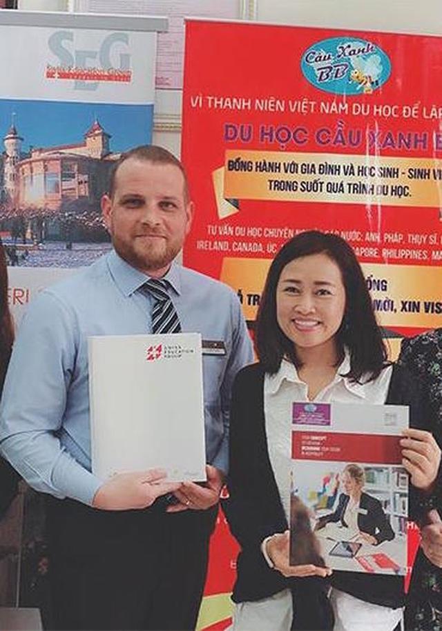 Du học Thuỵ Sĩ năm 2020 cùng SEG - 1