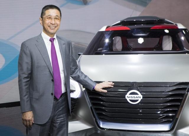 Nhiều lãnh đạo Nissan có thu nhập bất chính - 1