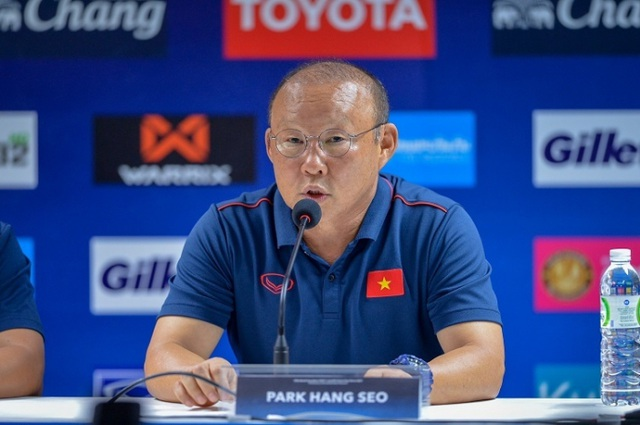 Hãy gọi Park Hang Seo là 'người đặc biệt'!
