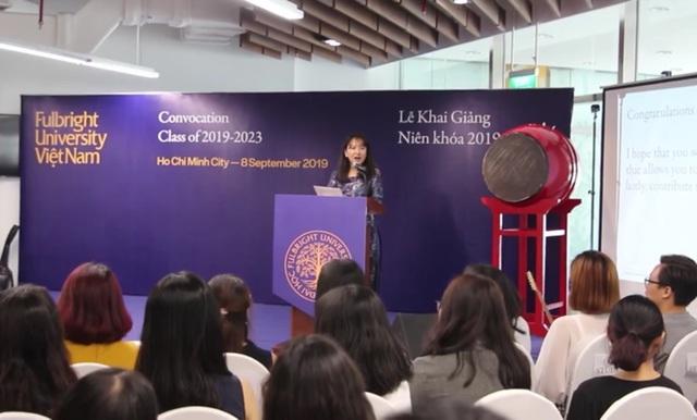 ĐH Fulbright Việt Nam khai giảng và những thông điệp ý nghĩa cho người trẻ - 3