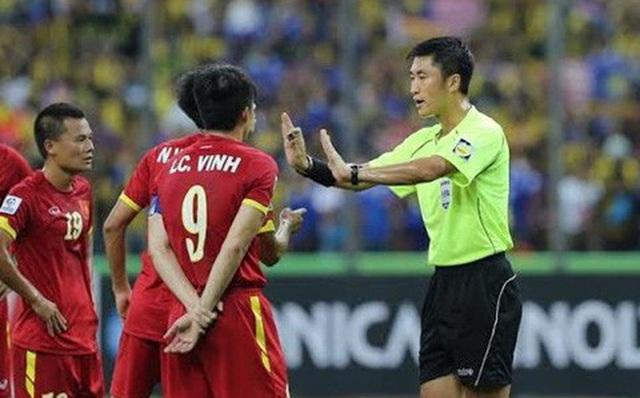 Hung thần của đội tuyển Việt Nam bắt chính trận Indonesia - Thái Lan - 1