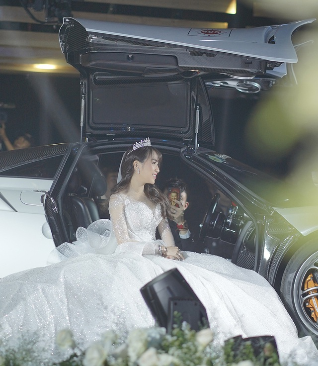 Trấn Thành, Ưng Hoàng Phúc, Tuấn Hưng... hội tụ trong đám cưới con gái Minh Nhựa - 4