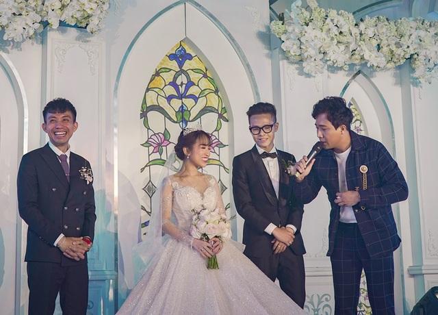 Trấn Thành, Ưng Hoàng Phúc, Tuấn Hưng... hội tụ trong đám cưới con gái Minh Nhựa - 8
