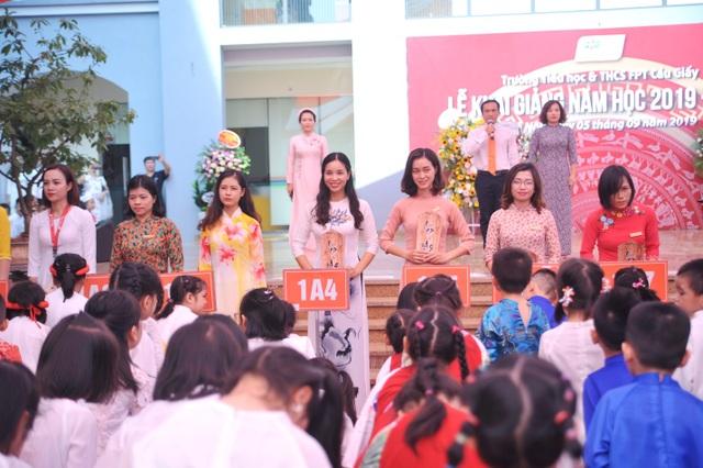 Ngày khai giảng độc đáo tại Trường Tiểu học và THCS FPT Cầu Giấy - 3