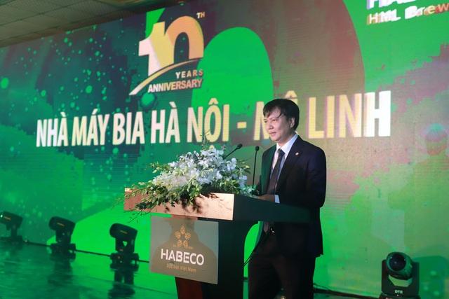 Nhà máy Bia Hà Nội – Mê Linh: Kỷ niệm 10 năm khánh thành và đón nhận Huân chương Lao động hạng Ba - 2
