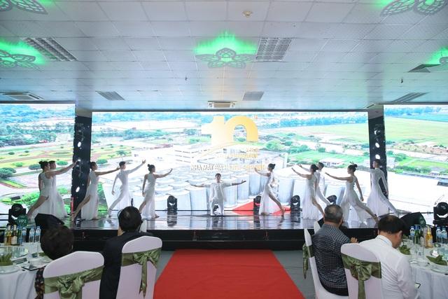 Nhà máy Bia Hà Nội – Mê Linh: Kỷ niệm 10 năm khánh thành và đón nhận Huân chương Lao động hạng Ba - 8