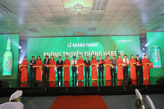 Nhà máy Bia Hà Nội – Mê Linh: Kỷ niệm 10 năm khánh thành và đón nhận Huân chương Lao động hạng Ba - 5