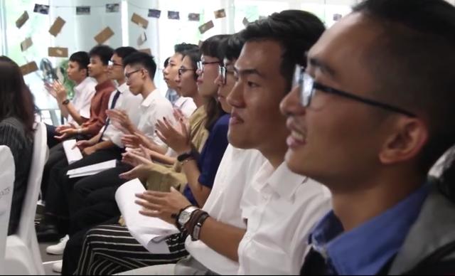 ĐH Fulbright Việt Nam khai giảng và những thông điệp ý nghĩa cho người trẻ - 2
