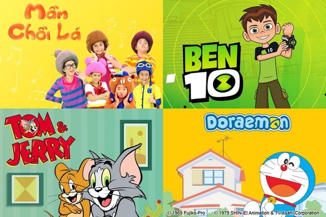 Ứng dụng cho bé POPS Kids đã chính thức có mặt trên Sony TV - Ảnh minh hoạ 2