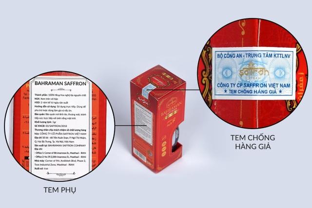 Saffron Việt Nam khai trương chuỗi bán lẻ Saffron Bahraman chính hãng trên toàn quốc - 3