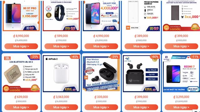 Ngày siêu sale 9/9: Di động mới giảm ít, toàn iPhone cũ và hàng trôi nổi - 1