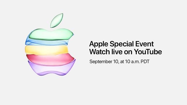 Lần đầu tiên, Apple tường thuật trực tiếp sự kiện ra mắt iPhone mới trên Youtube