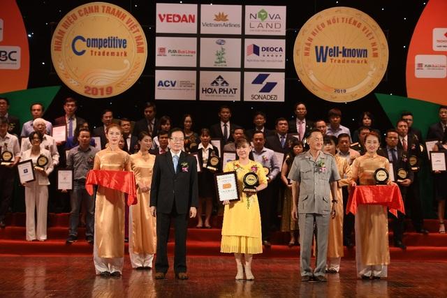 Nhãn hiệu Taky (sản phẩm của TakyFood) vinh dự đạt top 50 nhãn hiệu nổi tiếng Việt Nam - 1