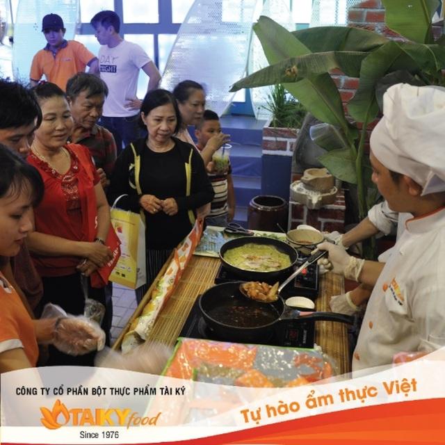 Nhãn hiệu Taky (sản phẩm của TakyFood) vinh dự đạt top 50 nhãn hiệu nổi tiếng Việt Nam - 2