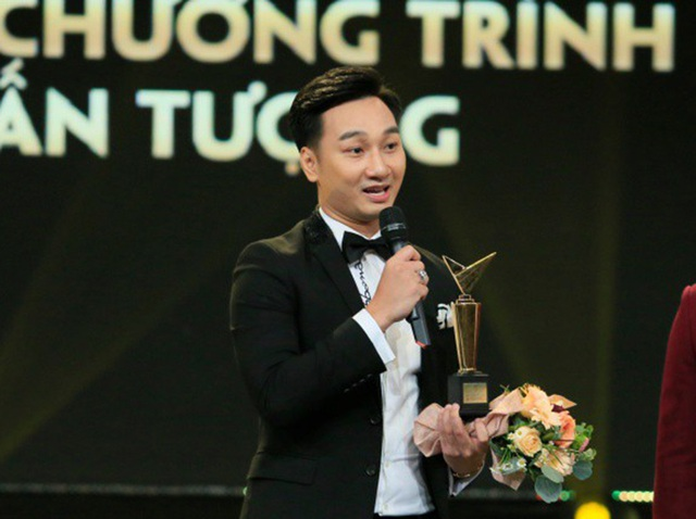 MC Nguyên Khang: Tôi nghĩ mình không có duyên với các giải thưởng - 2