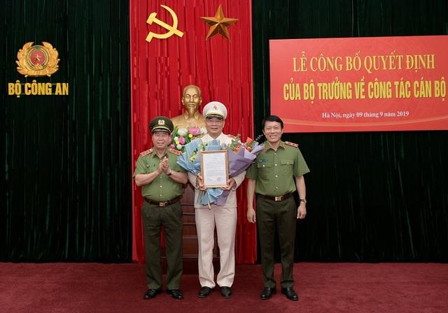 Giám đốc Công an tỉnh Bắc Giang làm Chánh Văn phòng Bộ Công an - 1