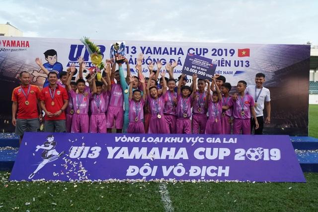 U13 Yamaha Cup 2019: Tranh hùng gay cấn tại chảo lửa Pleiku - 4