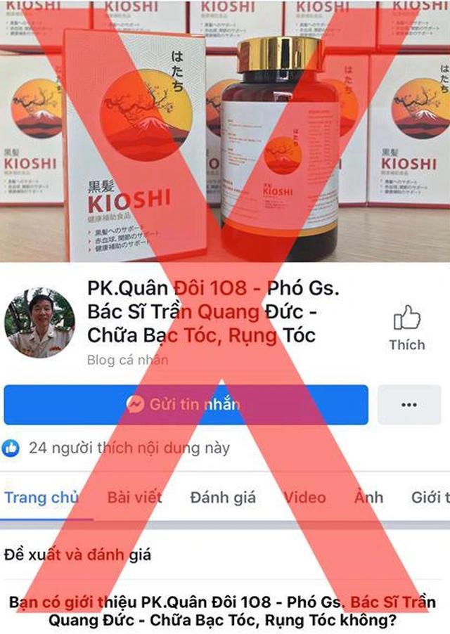 Bộ Y tế làm việc với Facebook để siết chặt quảng cáo thực phẩm chức năng - 2