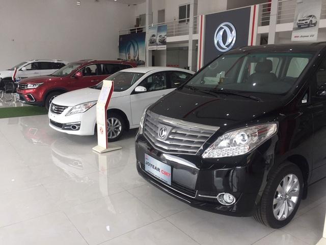 Khách hàng e dè với ôtô Trung Quốc - 1