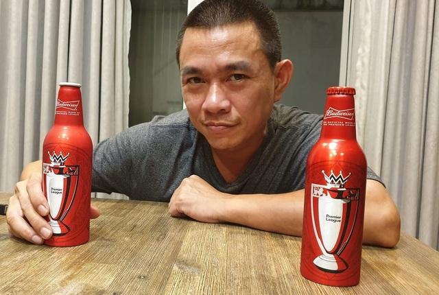 """""""Vua bia"""" thượng hạng Budweiser trao tấm vé đầu tiên đưa fan Việt đến Anh gặp vua ngoại hạng - 2"""