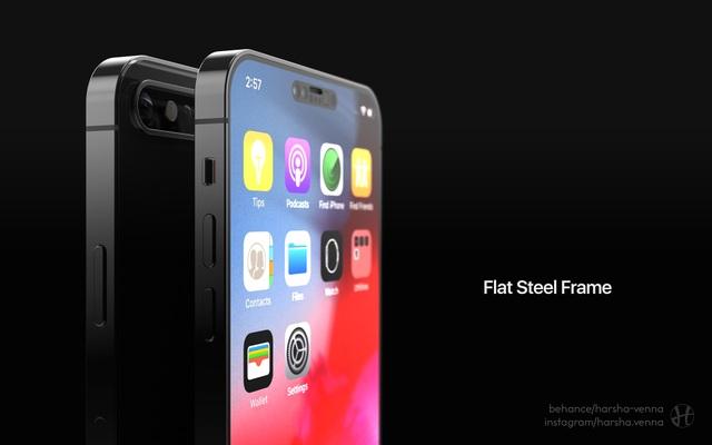 Ý tưởng iPhone 11 đẹp long lanh khiến các Apple fan thèm muốn - Ảnh minh hoạ 2