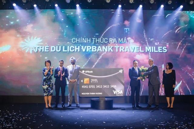 Ra mắt thẻ VPBank Travel Miles dành cho khách hàng thích đi du lịch - 1