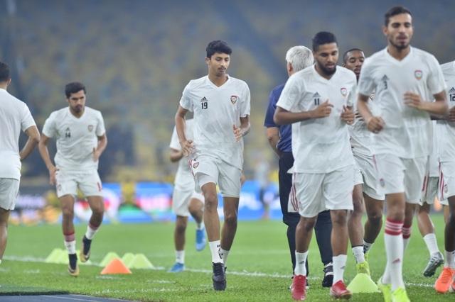 Malaysia 1-2 UAE: Cú đúp của Mabkhout - 5