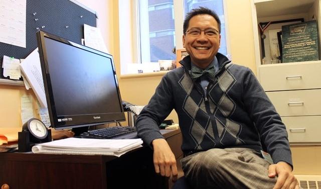 Giáo sư gốc Việt được bổ nhiệm thành giám đốc y tế đại học Harvard - 1