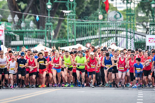 Thêm 3000 cơ hội tham gia giải Marathon quốc tế Thành phố Hồ Chí Minh Techcombank - 1