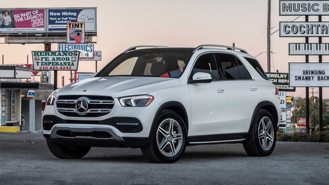 Mercedes-Benz triệu hồi GLE 2020 - 1