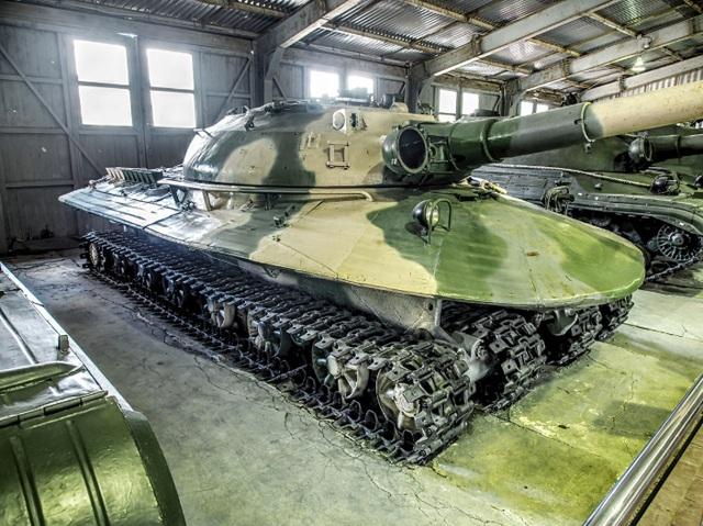 Những ý tưởng xe tăng độc đáo của Liên Xô chưa từng được sản xuất - 3