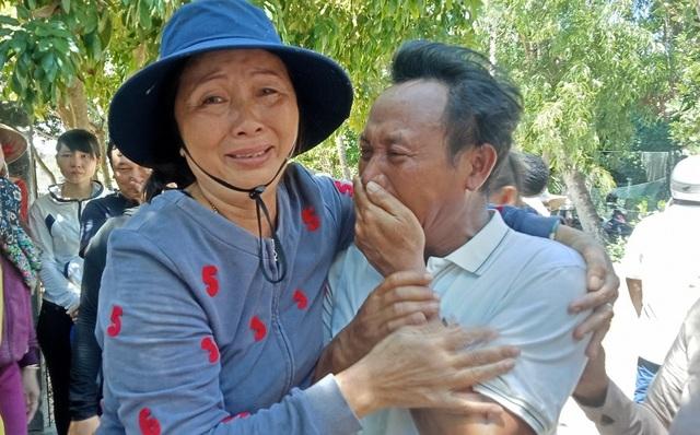 41 ngư dân Quảng Nam gặp nạn đã trở về nhà