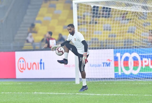 Malaysia 1-2 UAE: Cú đúp của Mabkhout - 6