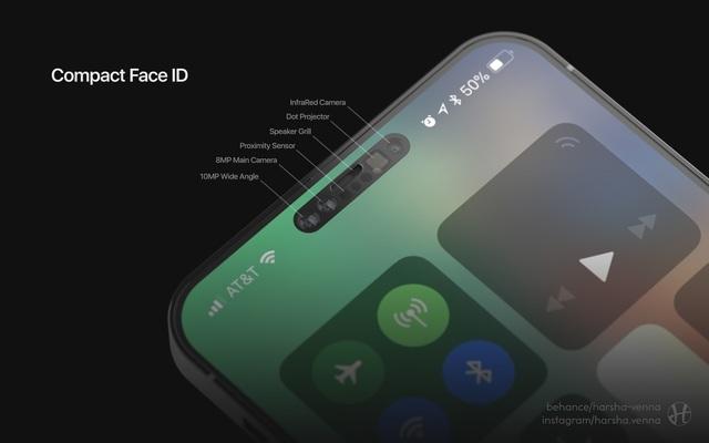 Ý tưởng iPhone 11 đẹp long lanh khiến các Apple fan thèm muốn - Ảnh minh hoạ 5