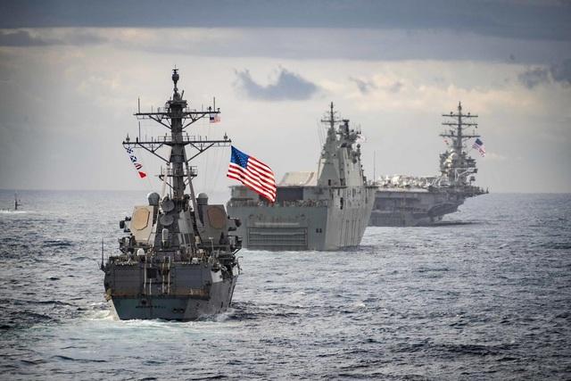 """Tham vọng biến tàu chiến thành pháo đài """"bất khả xâm phạm"""" của Mỹ - 1"""
