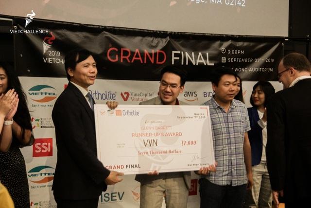 Startup Việt Nam vô địch cuộc thi Vietchallenge 2019 tại Mỹ - 2