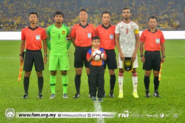 Malaysia 1-2 UAE: Cú đúp của Mabkhout - 9