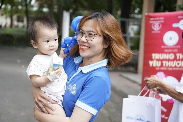 Anka Milk mang Tết Trung thu đến với 5.000 bệnh nhi - 8