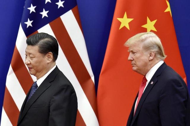 Nguy cơ Mỹ - Trung đối đầu trong cuộc Chiến tranh Lạnh lần hai - 1
